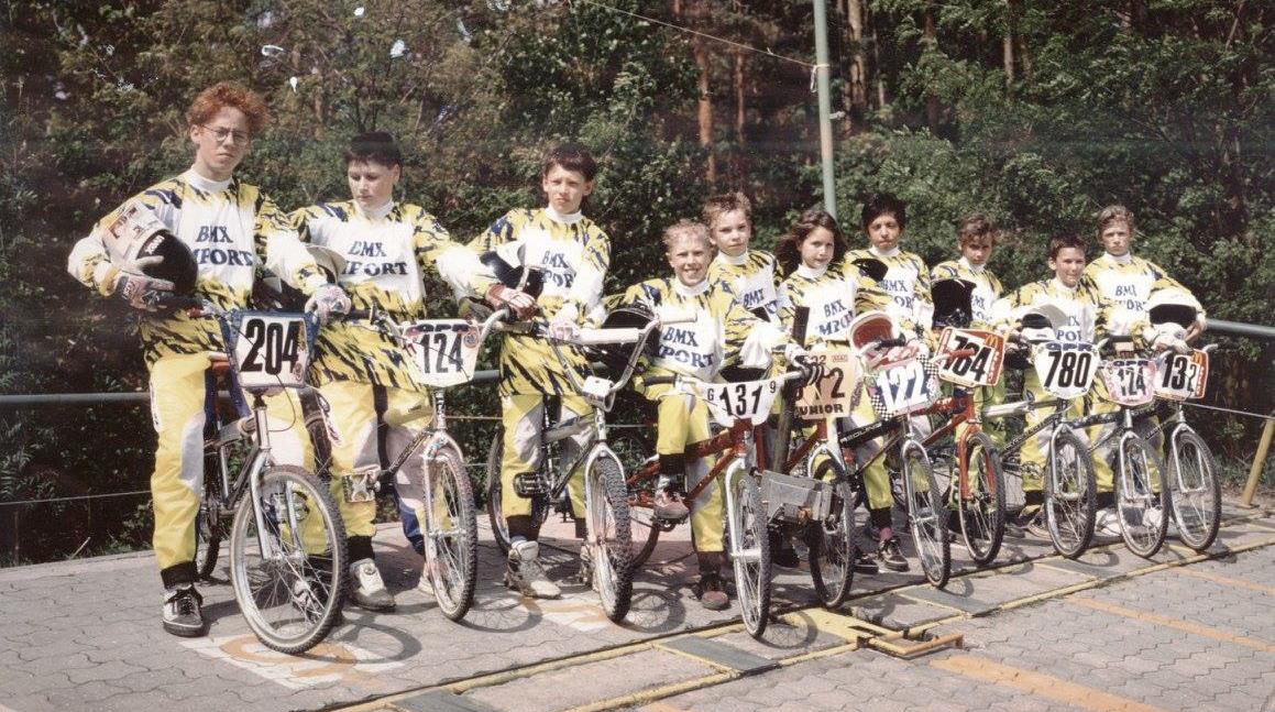 Retro BMX'ler